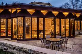 frank lloyd wright style homes for sale just listed for 590 000 a frank lloyd wright fantasy in