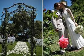 wedding arches michigan destination california wedding arch location fogarty photo