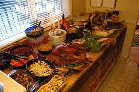 typical thanksgiving menu thanksgiving dinner how many have you eaten