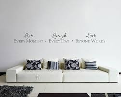 laugh love quotes wall art stickers live laugh love quotes