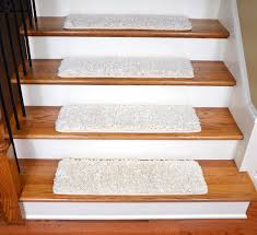 Home Interior Design Kit Decorating Fancy Stair Decoration With Hardwood Stair Treads For