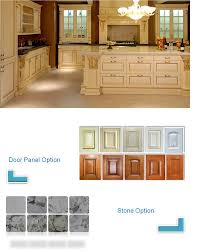 made in china kitchen cabinets kitchen furniture rehab american style solid wood luxury kitchen