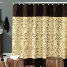 Brown Gold Curtains Brown And Gold Curtains Brown Curtains For Bedroom Curtains For