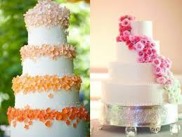 peach ombre wedding cake that takes the cake idojour