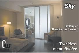 mirrored sliding room dividers interior doors glass closet 7 door