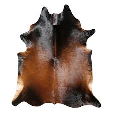 Are Cowhide Rugs Durable Tricolor Cowhide Rug