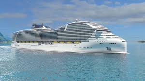 what is the largest cruise ship home design
