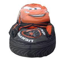 Cool Bean Bag Chairs Disney Cars Bean Bag Chair Lightning Mcqueen Cool Bean Bag