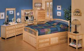 targee full size captain u0027s bed