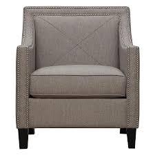 atlanta contemporary lt gray chair collectic home