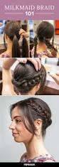 best 25 milkmaid braid ideas on pinterest crown braid hair