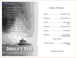 Funeral Programs Wording 11 Blank Applicationsagenda Template Sample Agenda Template Sample