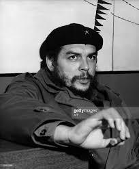 Che Guevara Flag Remembering