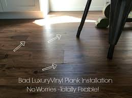 is vinyl flooring or bad how to repair luxury vinyl plank flooring the palette muse