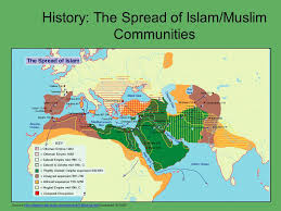 Ottoman Empire And Islam History The Spread Of Islam Muslim Communities Ppt