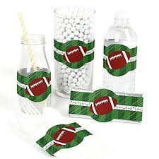 football favors baby shower football party favors bag fillers ebay