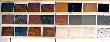 countertop material guide to different countertop materials used in home
