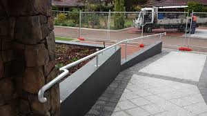 Galvanised Handrail Stainless Steel Balustrade Steel Fabrication Steel Balustrades Perth