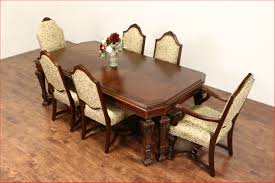 Antique Dining Room Sets Antique Dining Room Furniture 1920 Beautiful Sold Renaissance