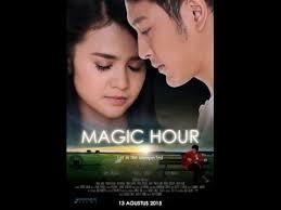 film magic hour ciuman sinopsis film magic hour youtube