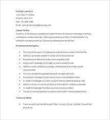 Technical Writing Resume Sample by Download Author Resume Sample Haadyaooverbayresort Com