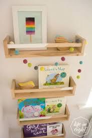 bookcase childrens bookshelf ikea uk kids room toy storage shelf