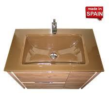 32 inch estilo 2 modern bathroom vanity color siroco