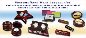 Desk Accessories Gifts Outstanding Awardzone Personalized Awards Gifts Creating Personal