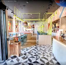 cement tile roundup restaurant design cement style
