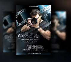 photography flyer templates