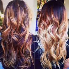 the awesome burgundy highlights hairstyle color can become your