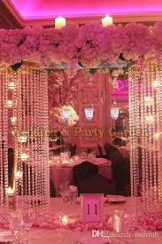 Wedding Candle Holders Centerpieces by 2017 100cm Tall Wedding Candle Holder Table Centerpiece Flower