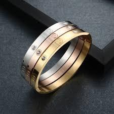 crystal cross bracelet images Fashion pulseiras crystal cross bracelets bangle for women men jpg