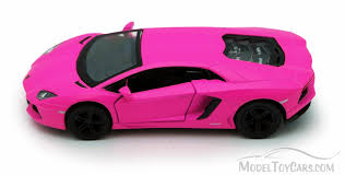 pink lamborghini car lamborghini aventador lp700 4 pink kinsmart 5370d 1 38