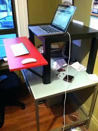 ikea stand desk