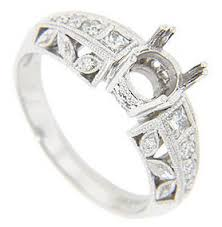 ring mountings best diamond values contact
