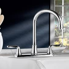 cadet two handle kitchen faucet american standard