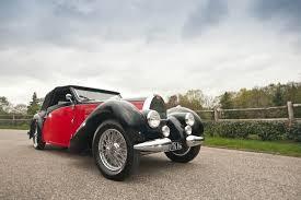 very rare bugatti type 57 stelvio cabriolet at pebble beach