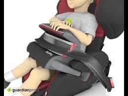 siege auto avec bouclier siège auto groupes 1 2 et 3 guardian pro 2 de kiddy