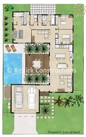 Sustainable House Design Floor Plans U Shaped Courtyard House Plans Plan Tr8576ms Old World European