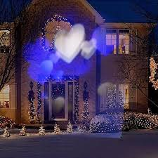 Christmas Projector Light by Loving Heart Projector Landscape Projector Decorative Projection