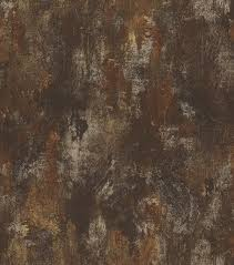wallpaper rasch deco style patina anthracite gloss 418224