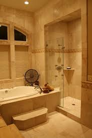 portland stand up shower bathroom traditional with accent tiles