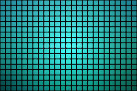 square mosaic vector background corner design stock vector 522262801 shutterstock turquoise shades abstract rounded mosaic background over black stock