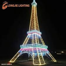 eiffel tower gl ornament europe france eiffel tower bahria town