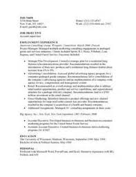 Sample Chronological Resume Template by How To Put Double Major On Resume Resume Pinterest