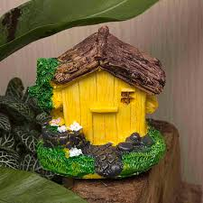 bird decorations for home mini cottages miniatures cottage terrarium fairy garden gnome moss