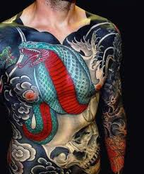 125 impressive japanese tattoos with history meaning