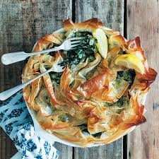 Home Entertaining Spanakopita Recipe From The Gourmet Greek Food U0026 Home