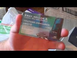 Vistaprint 10 Business Cards Review Vistaprint Free Business Cards Youtube